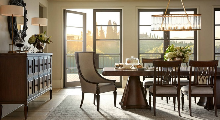 Stanley Furniture Villa Couture Dining Collection By Dining Rooms