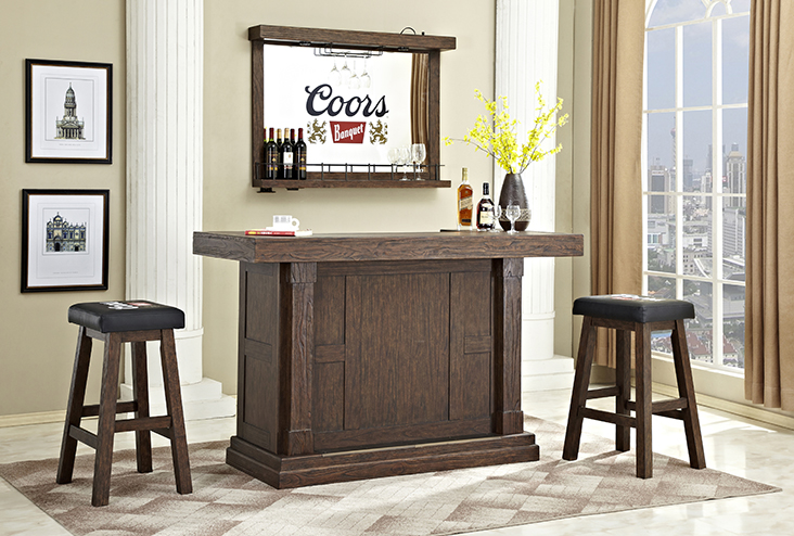 Coors Banquet Bar Collection