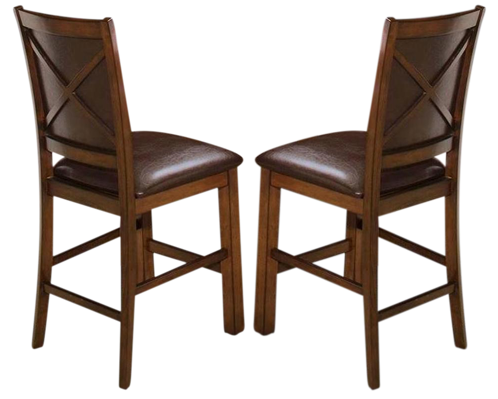 New Classic Furniture Aspen Standard Dining Chair Set Of