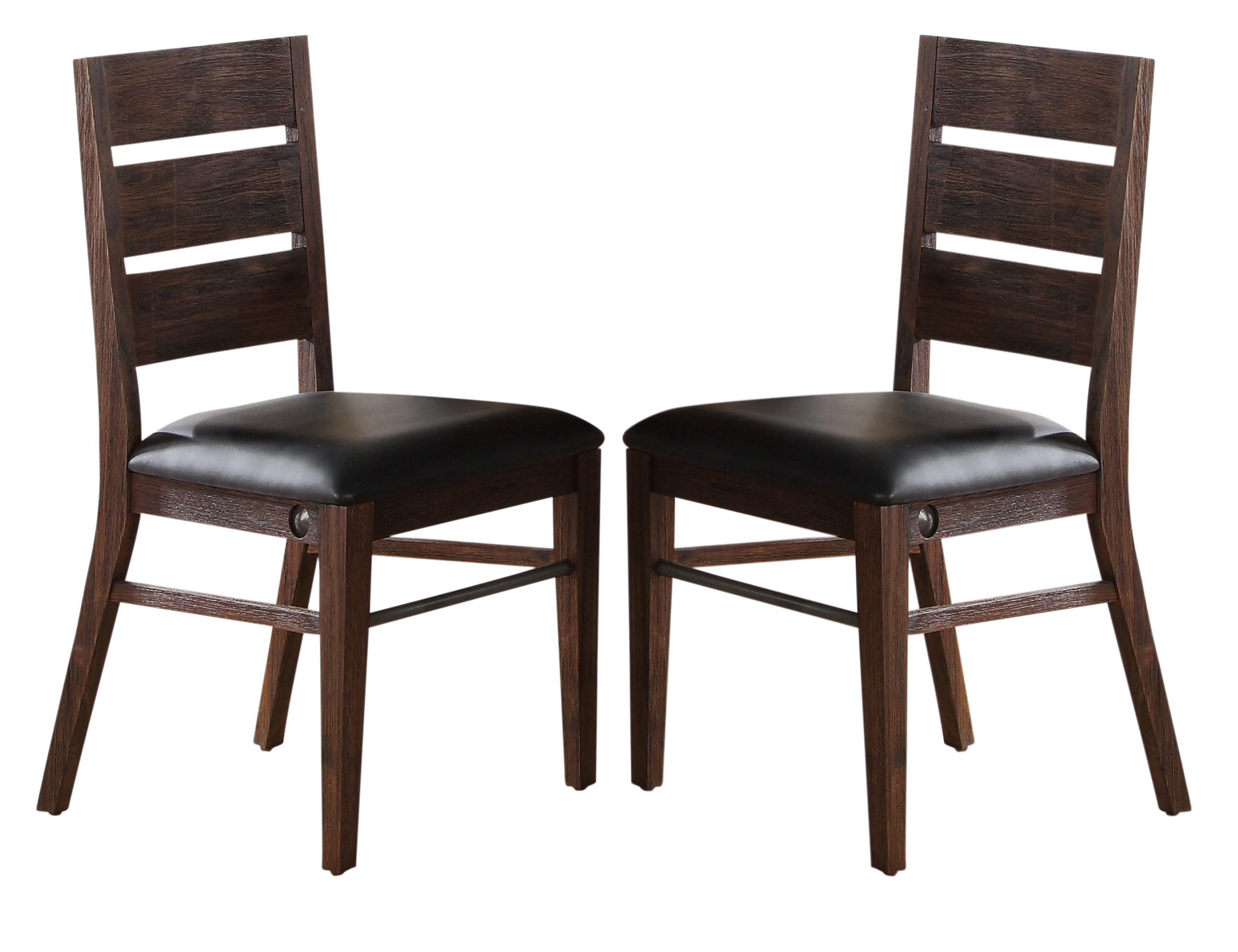 New Classic Furniture Fairway Dining Chair In Distressed