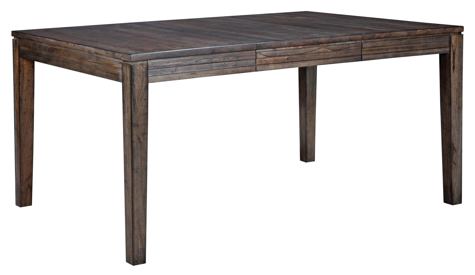 Charming Kincaid Montreat Cornerstone Rectangular Dining Table In Graphite 84 054  CODE:UNIV20 For 20