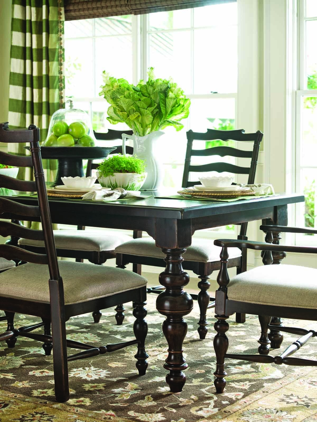 Paula Deen Kitchen Furniture Paula Deen Home Paulas Table In Tobacco By Dining Rooms Outlet