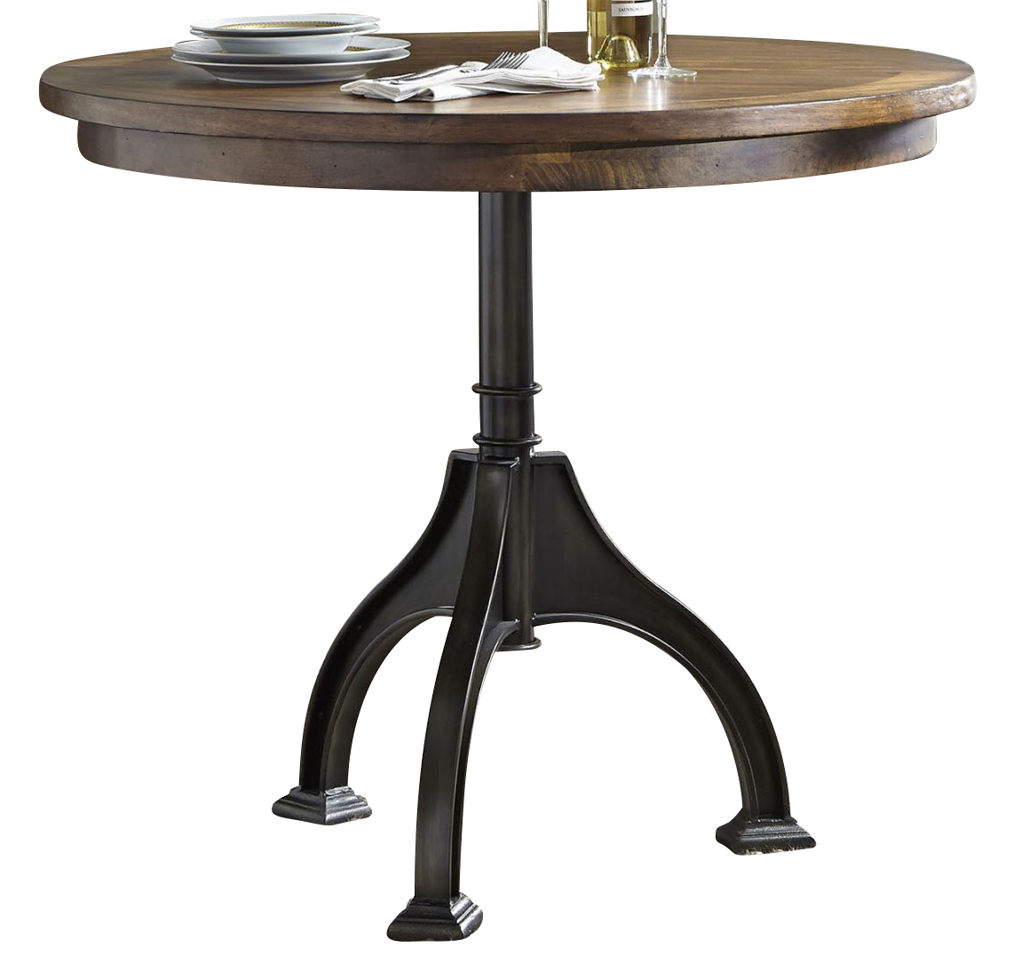 Liberty Furniture Arlington House Round Gathering Table In