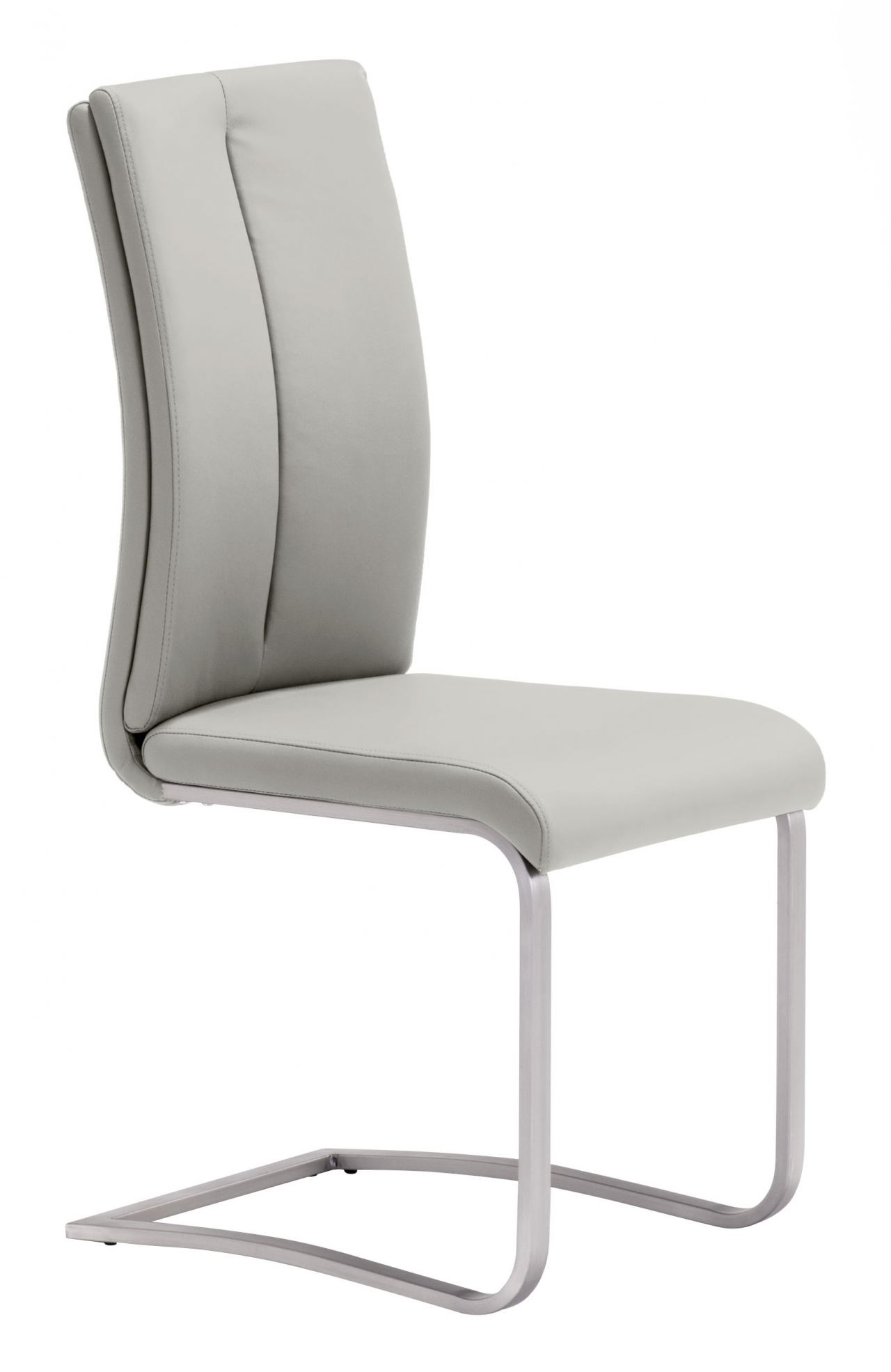 Zuo Modern Rosemont Dining Chair in Taupe 100139 (Set of 2)