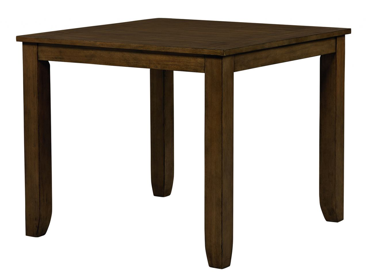Standard Furniture Vintage Counter Height Table in Grey 11326