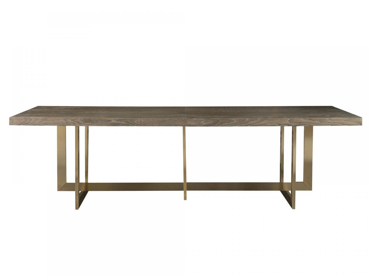 Universal Furniture Modern Jamison Dining Table in Charcoal 642755