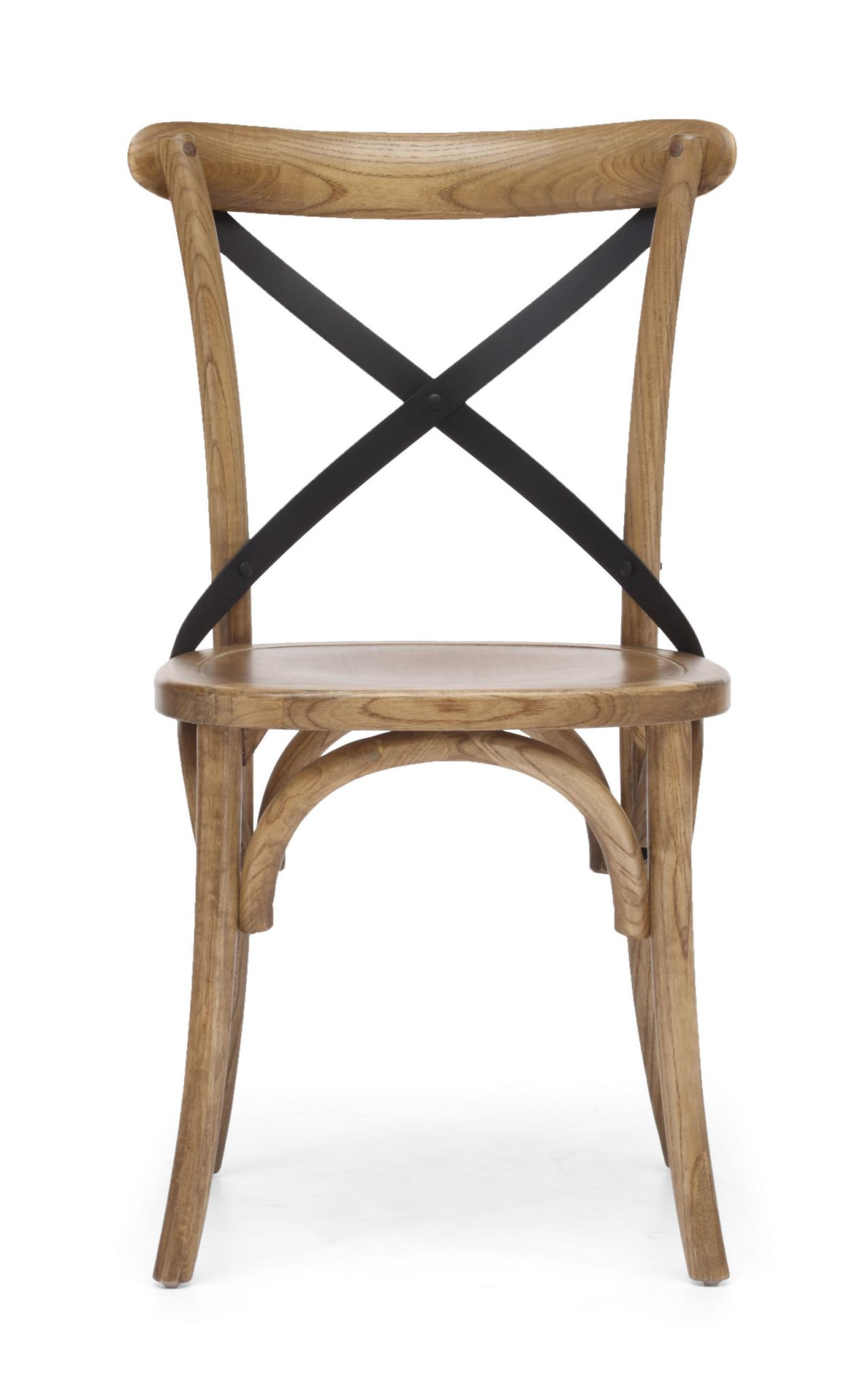 Zuo Modern Union Square Chair in Natural (Set of 2) 98001