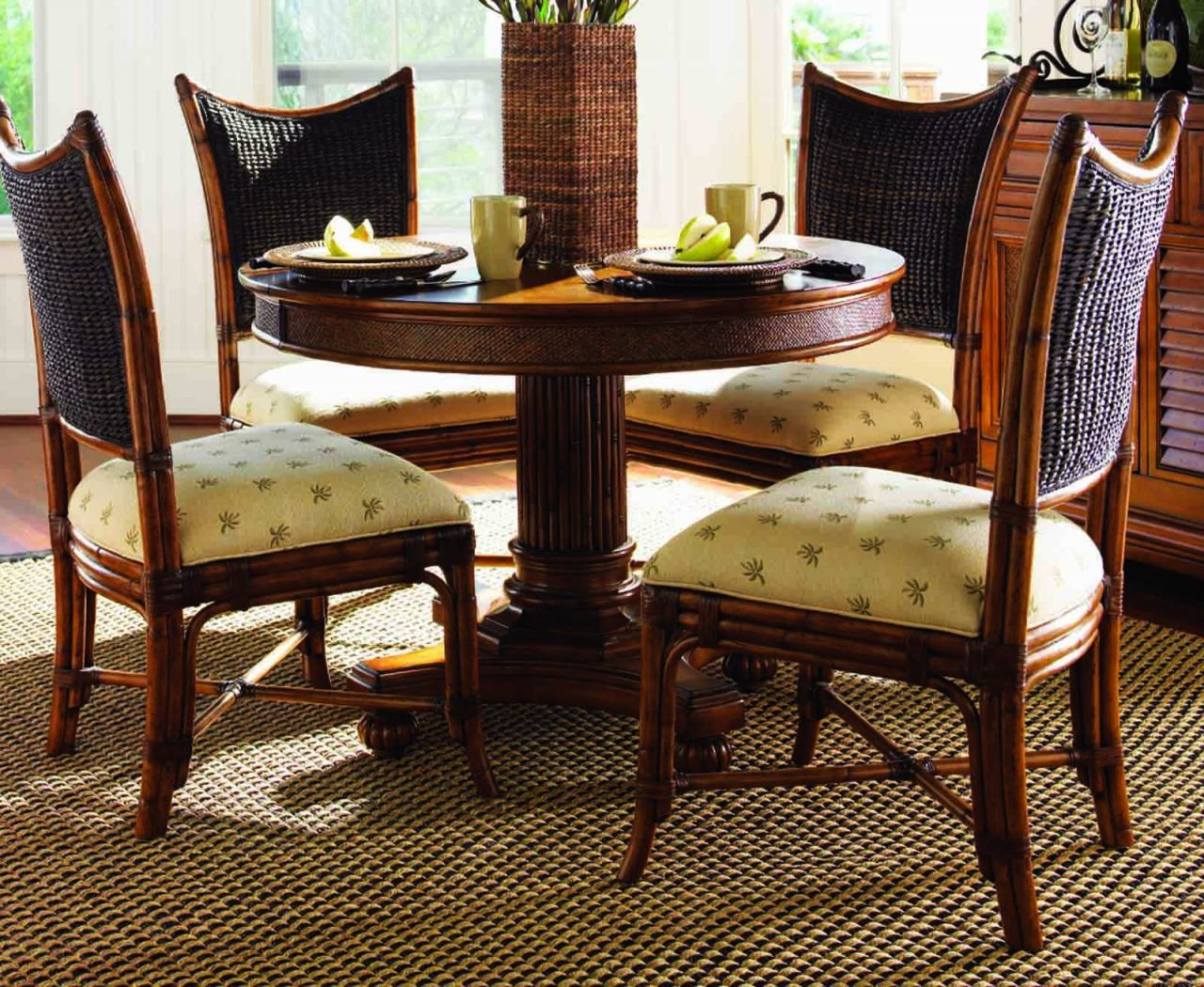 Tommy Bahama Island Estate 5 Pc Cayman Kitchen Table Set SALE Ends Dec 25
