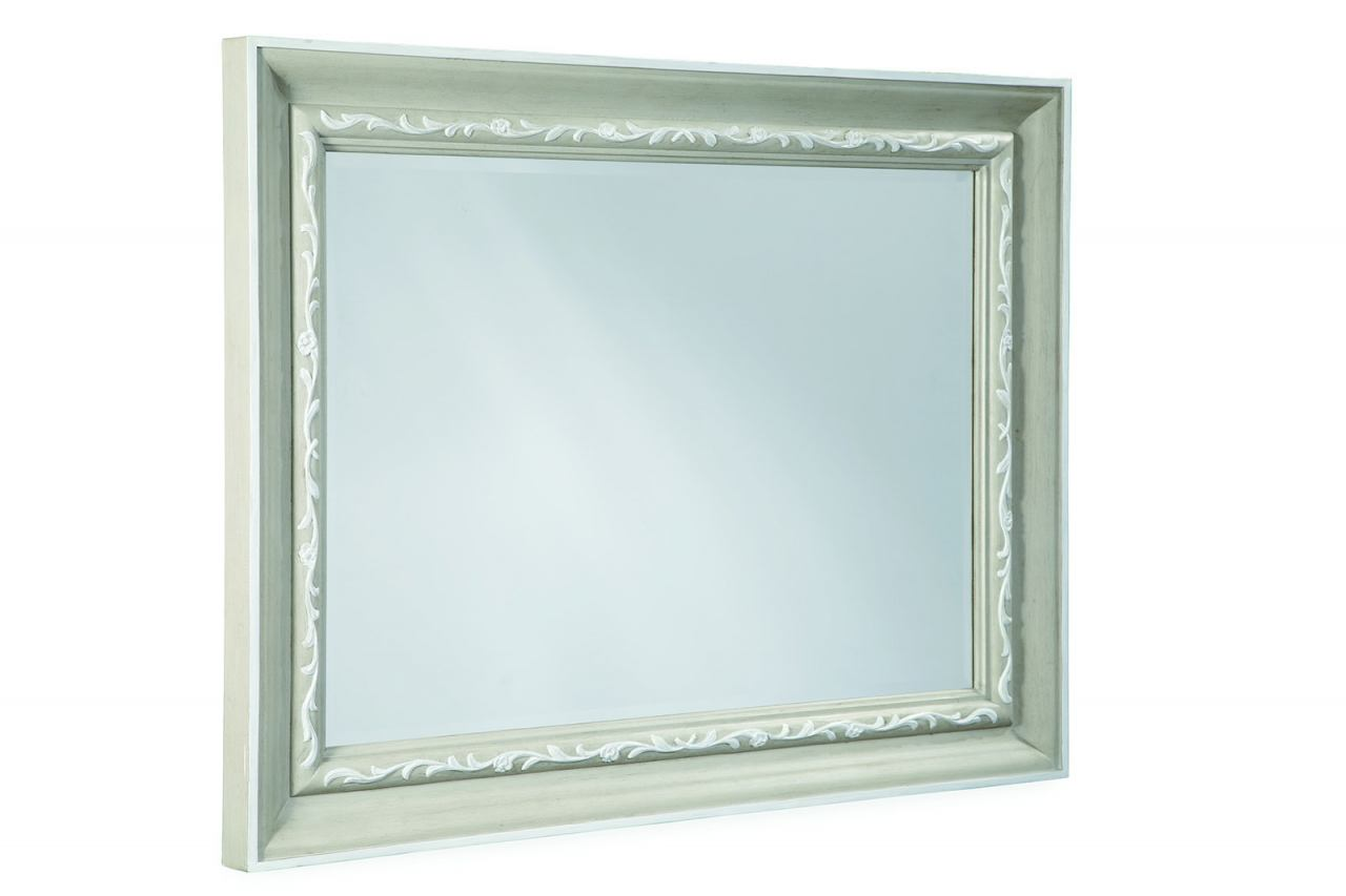 A.R.T Furniture Chateaux Landscape Mirror in Grey 213120-2023
