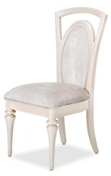 AICO Overture Side Chair in Champagne (Set of 2) 08003RN-10