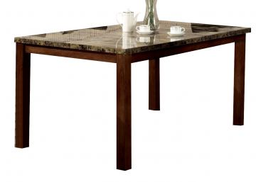 Coaster Telegraph Dining Table in Cherry 120310