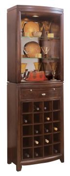 American Drew Tribecca Server and Hutch