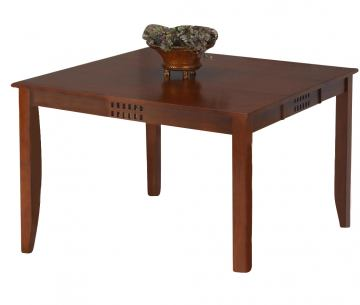 New Classic Tempe Counter Dining Table in Fruitwood 04-1810-012