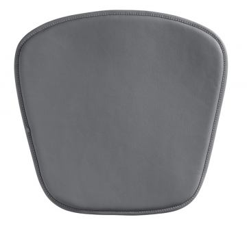 Zuo Modern Mesh/Wire Chair Cushion Gray (Set of 2) 188009