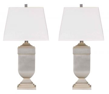 Phalyn Poly Table Lamp L288904 (Set of 2)