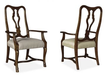 A.R.T Firenze II Arm Chair in Rich Canella (Set of 2) 259201-2304