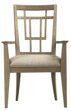 A. R. T. Furniture Woodwright Rohe Arm Chair in Sandstone (Set of 2)