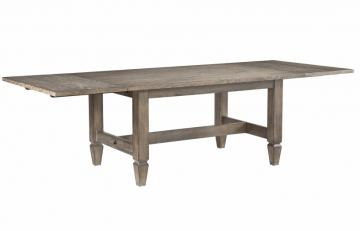 Legacy Classic Brownstone Village Trestle Table 2760-422K
