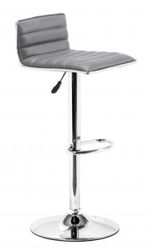 Zuo Modern Equation Bar Chair in Gray 300220