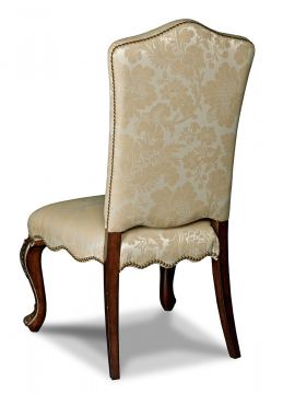 Hooker Furniture Armless Chair in Dark Wood 300-350083 (Set of 2)