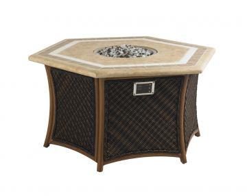 Tommy Bahama Outdoor Island Estate Lanai Gas Fire Pit 3170-920FG