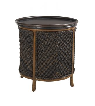 Tommy Bahama Outdoor Island Estate Lanai Tray End Table 3170-954