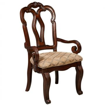 Samuel Lawrence Furniture San Marino Arm Chair RTA in Sanibel Finish 3530-155 (Set of 2)