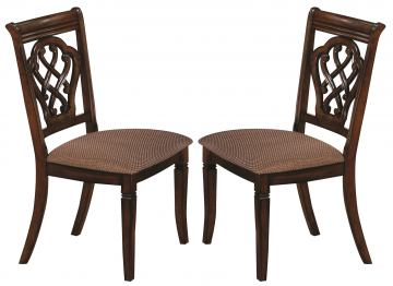 Coaster 1033 Upholstered Side Chair (Set of 2) 103392
