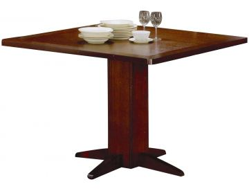 Coaster Lancaster Counter Height Table in Brown 101791