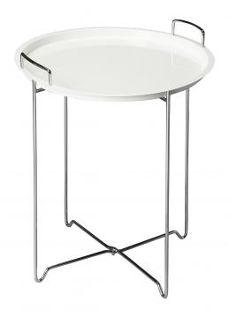 Butler Specialty Butler Loft Tray Table in White 3293140