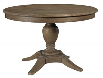 Kincaid Weatherford Milford Dining Table in Heather Finish 76-052P