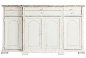 Stanley Juniper Dell Buffet in White 615-21-05