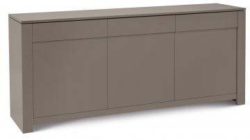 Domitalia Bass-L Sideboard in Taupe