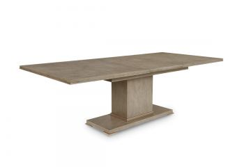 A.R.T. Cityscapes Bedford Rectangular Dining Table in Stone 232221-2323
