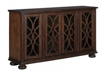 Baxenburg Server in Brown D506-60