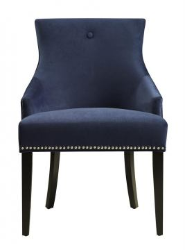Pulaski Dining Chair - Bella Navy (Set of 2) DS-2520-900-393