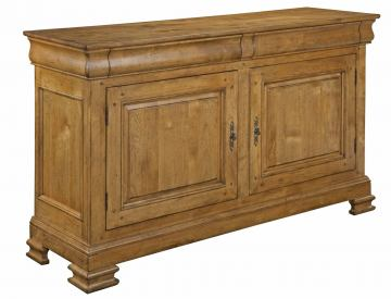 Kincaid Artisan's Shoppe Solid Wood Ardennes Credenza in Butterscotch 90-1112