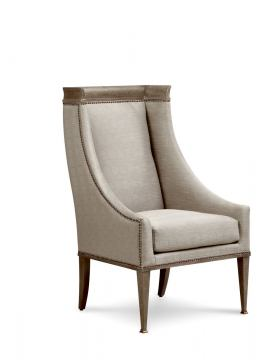 A.R.T. Cityscapes Madison Host Chair (Set of 2) in Stone 232200-2323