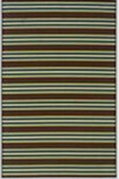 Matchy Lane Medium Rug in Brown/Blue/Green R402232