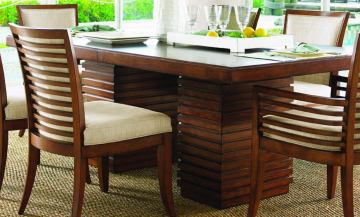 Tommy Bahama Ocean Club Peninsula Dining Table SALE Ends Mar 20