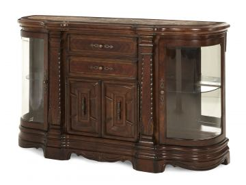 AICO Windsor Court Sideboard in Vintage Fruitwood 70007-54