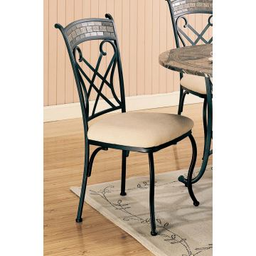 Coaster Ardith Dining Chair in Black (Set of 2) 120662