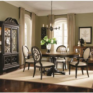 A.R.T. American Memories Round Dining Set