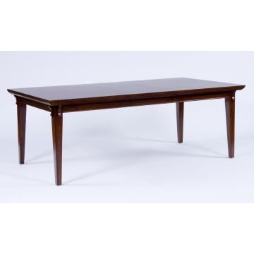 Broyhill Vantana Leg Dining Table in Golden Brown 4985-542