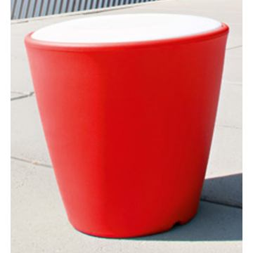 Domitalia Omnia Outdoor Cushion Seat in Red