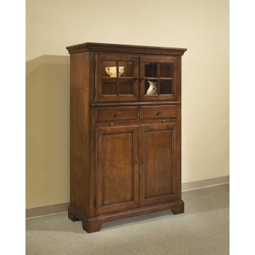 Broyhill Color Cuisine Storage Cabinet in Cherry