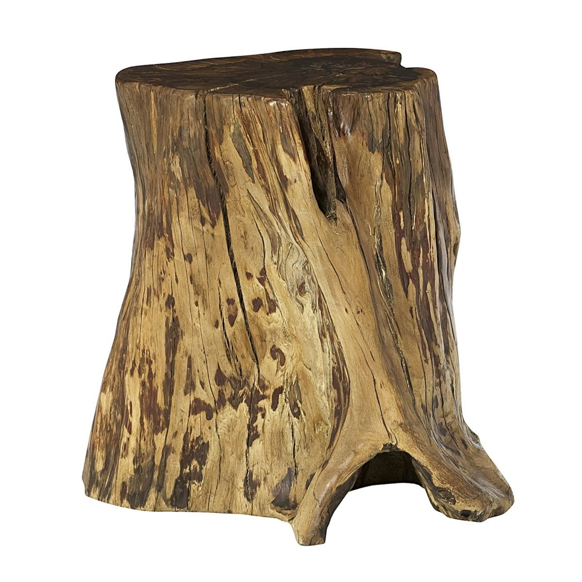 Hammary Hidden Treasures Tree Trunk Accent Table 090-773