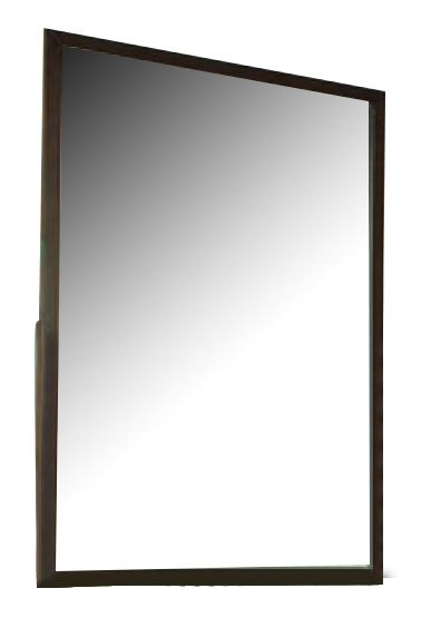 American Woodcrafters Smart Solutions Vertical Mirror in Melot 5320-030