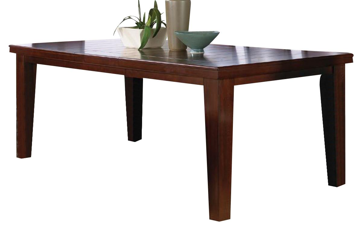 Crown Mark Bardstown Dining Table in Espresso 2152T-4282