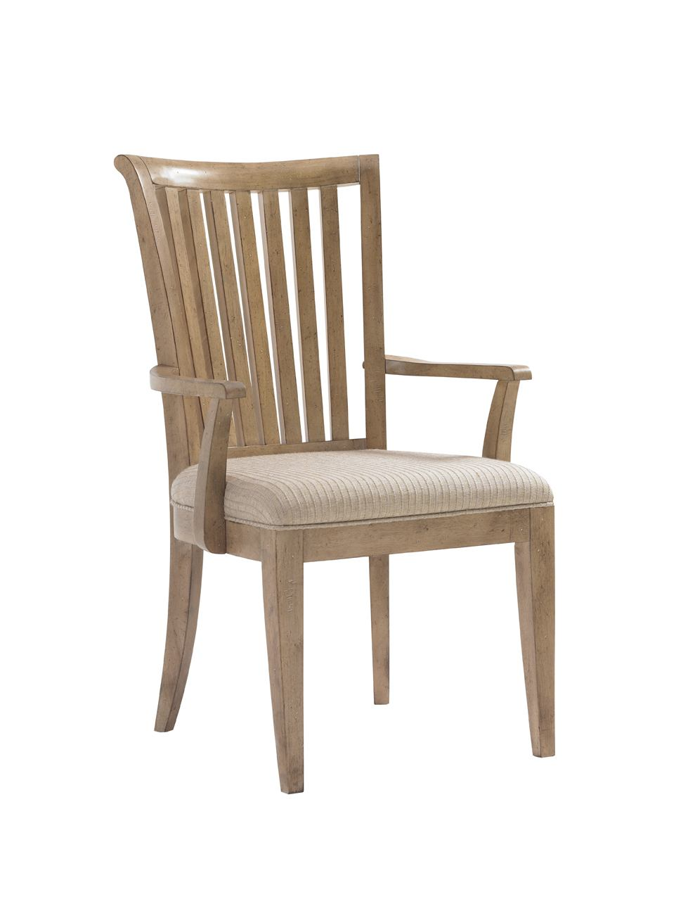 Lexington Monterey Sands Alameda Arm Chair (Set of 2) in Sandy Brown 830-881-01